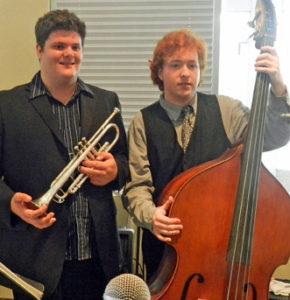 Joshua Toler & Michael Clay