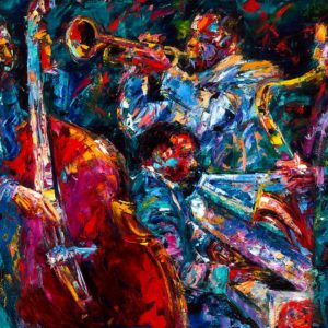 Abstract Jazz Band